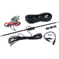 ANT8 -  Boss Audio Ant8 Ampd Dipole Tv Antenna (black)