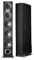 "RTi A9 - This Speaker Is Intense The flagship of the RTi A series, with three 7"" bass drivers and two 5 �"" midrange drivers, this speaker rocks. Make RTi A9 the main anchor to your home theater or music system. With a mind blowing 500 watt power capacity, these speakers can take everything you dish at them. Watch high octane action movies in their full glory, or listen to an intimate jazz performance at a lower volume. Rti A9's unique midrange section is also sealed off from the rest of the cabinet, giving the clear"