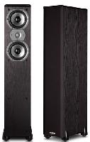 "TSi 300 - Look mom- no stands! The TSi300 is the most compact tower speaker in the TSi series. Its affordable price and small footprint means they can be used as the front channels in a home theater system or as the main speakers in a music system without needing to find room on a shelf or buy additional stands. With two 5�"" drivers and a silk dome tweeter, it has the same soul as its taller relatives. For home theater, pair them up with TSi100 surrounds, CS10 center and PSW Series subwoofer and you've got an awesome"